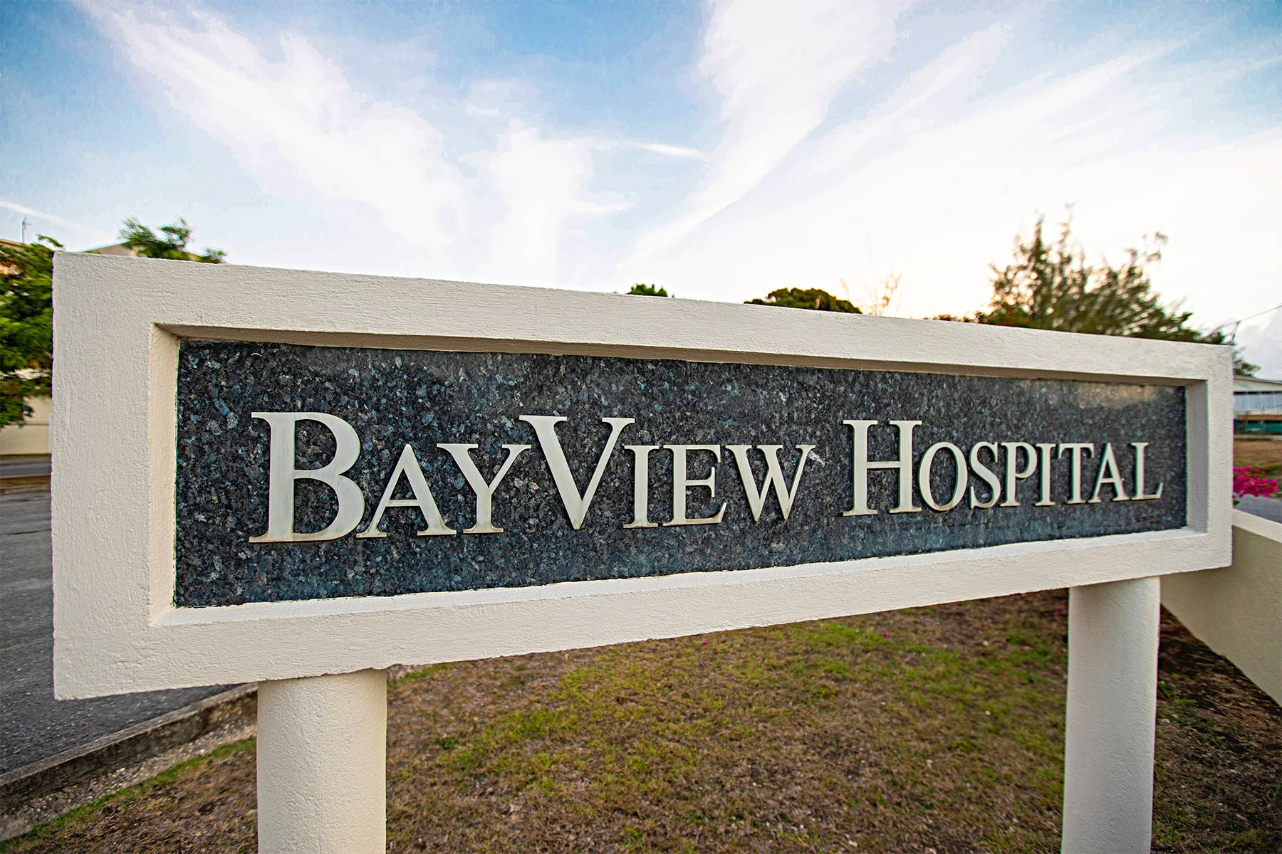 Bayview Hospital Building